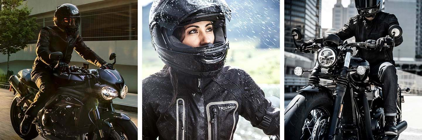 Triumph Motorcycles - Clothing