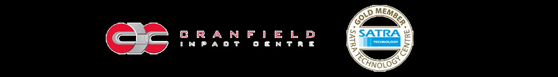 Cranfield Satra Logos
