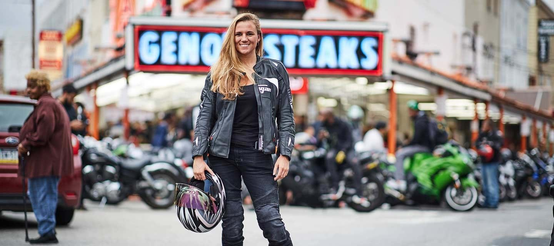 Shut The City Down Ride Lauren Heisey
