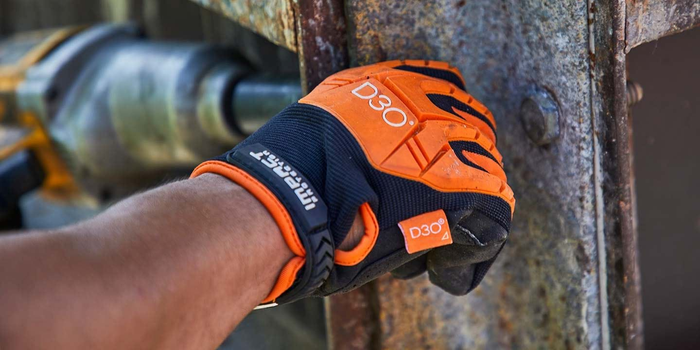 D3o Protective Glove Construction Site
